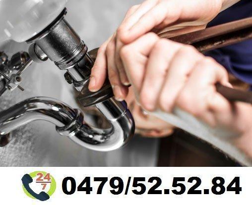 réparation plomberie robinet siphon évier